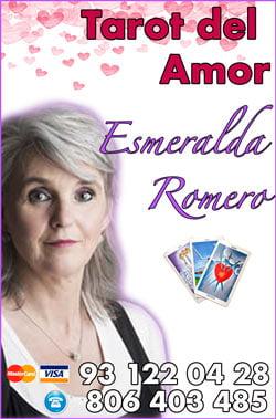 Esmeralda Romero tarotista